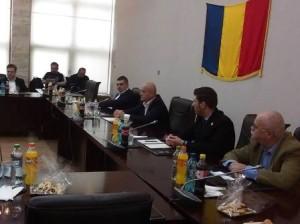 Consiliul Elevilor Buzau la Consiliul Judetean