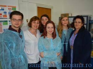 Hadeeni Spital Judetean Buzau