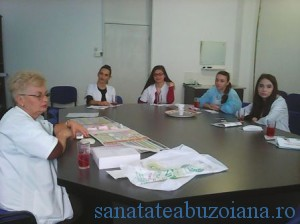 Impreuna cu dr. Silvia Nistor