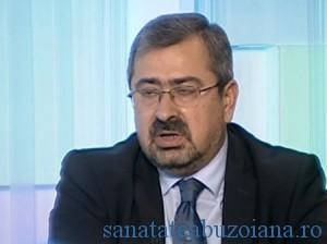 Dr. Victor Strambu - secretar de Stat MS