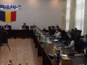 elevi -Consiliu Judetean Buzau