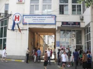 Spitalul Sf. Spiridon Iasi