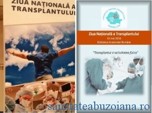 Ziua Nationala a Transplantului