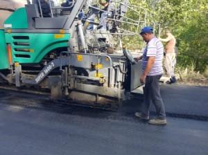 asfaltare drumuri