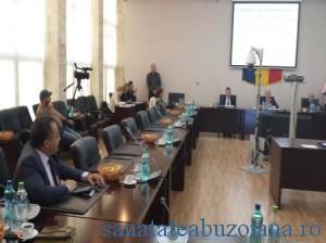 consiliul judetean scaune goale