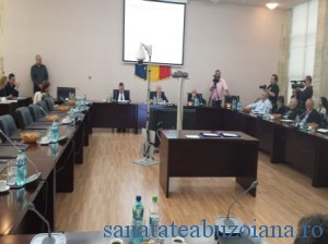 consiliul judetean ultima sedinta