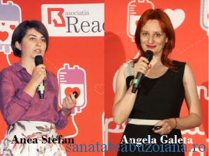 Anca Stefan, Angela Galeta