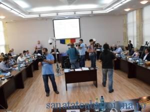 Constituire Consiliu Judetean Buzau