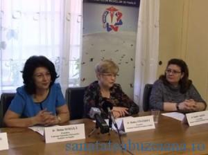Doina Mihaila, Rodica Tanasescu, Sandra Alexiu