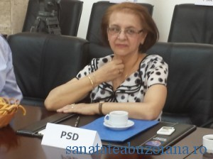 Dr. Karmencita Pricop - consilier judetean