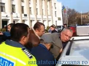 Nicusor Constantinescu arestat