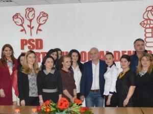 Pricop - Neagu - femei PSD