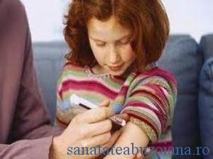 copil cu diabet