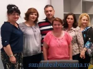 Simona Bolchi, dr. Derbanoiu, Melania Tudose