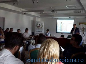 workshop sindicate medici - Iasi