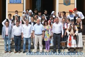 Festival Folclor Buzau 2016 - Primarie