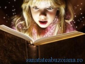 cititul stimuleaza imaginatia
