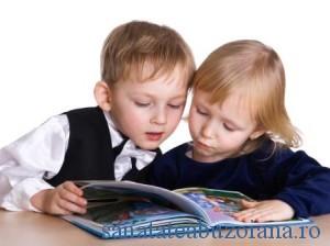sa faci copiii sa citeasca