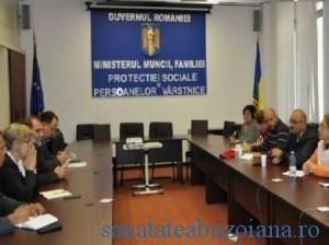 negocieri Sanitas - Ministerul Muncii
