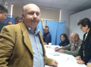 presedinte Comisie electorala