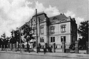 spitalul militar vechi