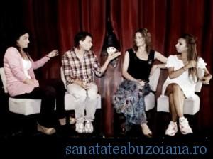 """Noi 4"" - Maria Obretin, Marius Manole, Lia Bugnar, Ilinca Manolache"
