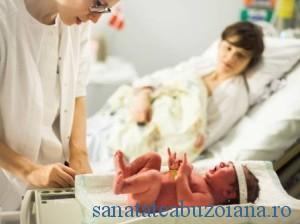 nastere bebe maternitate