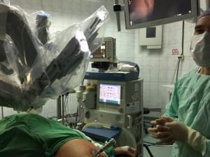 operatie da vinci spitalul militar