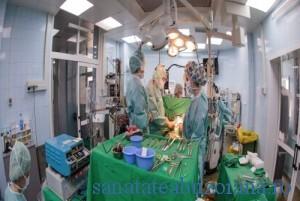 operatie institutul inimii iasi