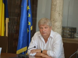 Dan Tudorache. primarul Sectorului 1