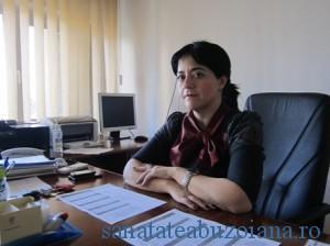 Dr. Lhuana Zissu, director SAJ Buzau