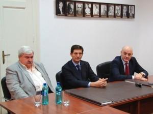 Marius Raica, Giuliano Testa, Sorin Olariu