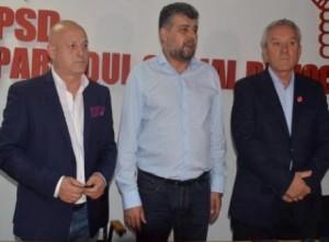 Liderii PSD Buzau