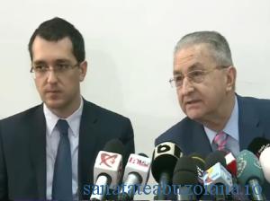 Vlad Voiculescu, Radu Deac