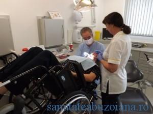 dentist dizabilitati