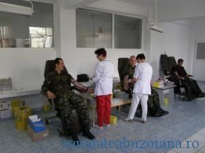militari sange Buzau
