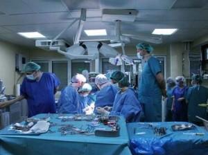 opratie transplant