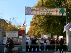 protest ana aslan