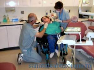 stomatologie pentru persoane cu dizabilitati
