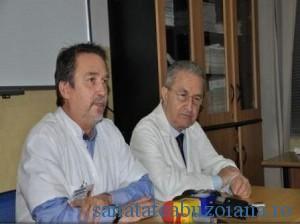 Dr Horatiu Suciu si dr. Radu Deac
