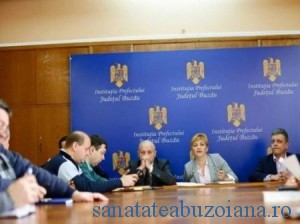 Comitetul pentru Situatii de Urgenta Prefectura Buzau