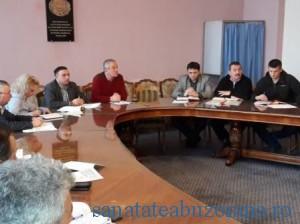 Comitetul pentru Situatii de Urgenta - Primaria Buzau