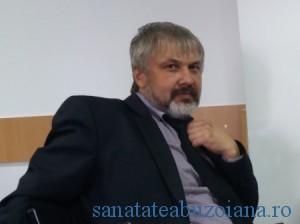 Dr. Florin Sangiu - presedinte CMV Buzau