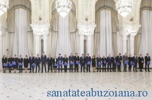 cabinetul Grindeanu-poza de grup