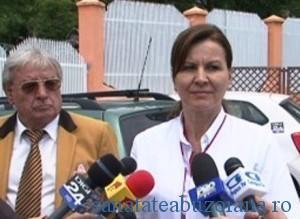 Dumitru Popescu si Viorica Mihalascu