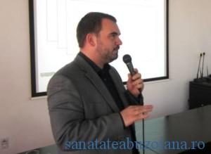 Razvan Prisada - vicepresedinte CFR