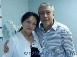 Dr. Marian Burcea si dr. Monica Pop