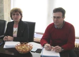Mirela Oprea si Laurentiu Gavrila