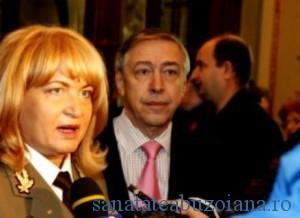 Dr. Burcea si Dr. Ionita-Radu