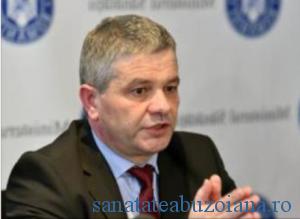 Florian Bodog, ministrul Sanatatii